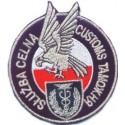Emblemat funkcjonariuszy komórek zwalczania przestępczości i dokumentacji celnej