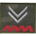 Starszy sierżant ZS (komplet)