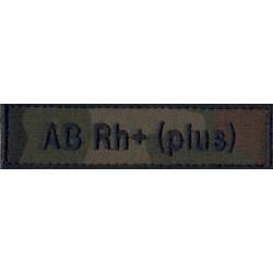 AB Rh+ (plus)