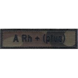 A Rh+ (plus)