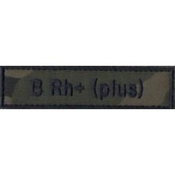 B Rh+ (plus) wz.2010