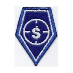 Służba śledcza - CBŚP  - szafirowe