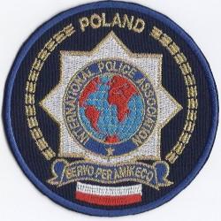 Emblemat IPA metalizowany