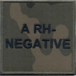 A Rh- (minus) wz.2010
