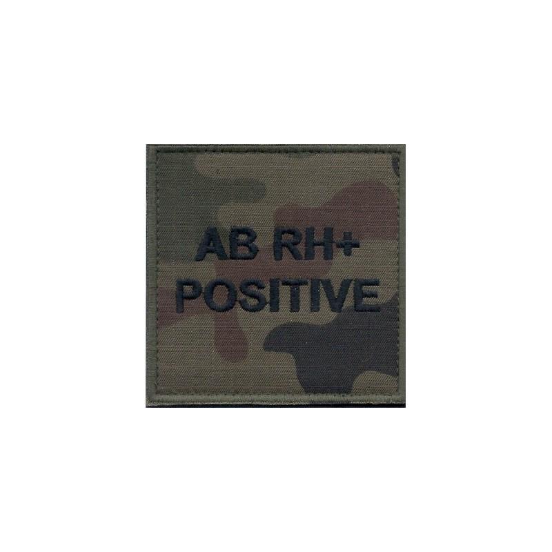AB Rh+ (plus) wz.2010