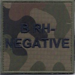 B Rh- (minus) wz.2010