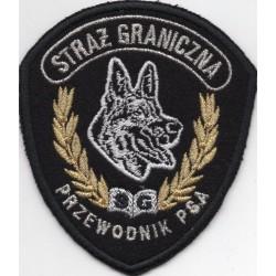 Przewodnik Psa  - Straż Graniczna