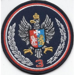Emblemat 3 Podkarpackiej Brygady Obrony Terytorialnej