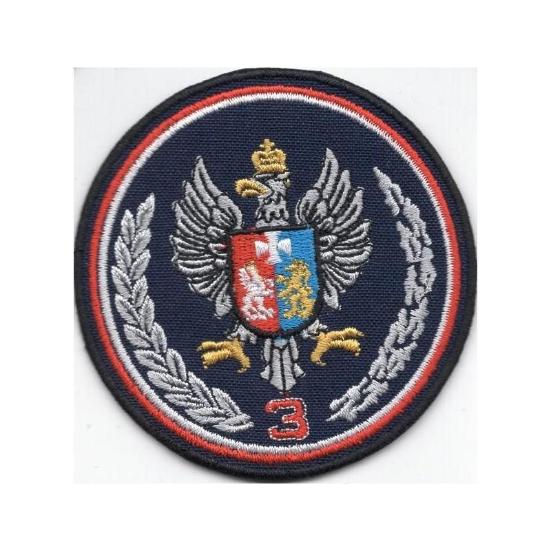 Emblemat 3 Brygady Obrony Terytorialnej