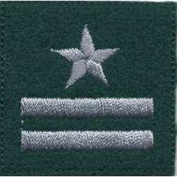 Major - beret zielony