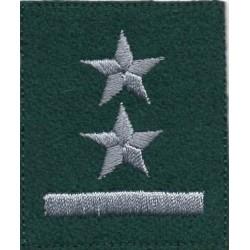 Podporucznik - beret zielony