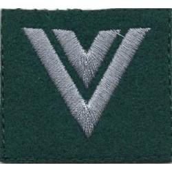 Starszy sierżant - beret zielony