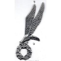 Metalowa odznaka skoczka spadochronowego (gapa)