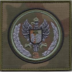 Emblemat polowy 3 Podkarpackiej Brygady Obrony Terytorialnej - wersja 2