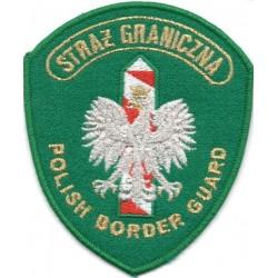 Emblemat wyjściowy SG - PBG (umundurowanie MW)