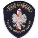 Emblemat służbowy SG - PBG (granatowy)