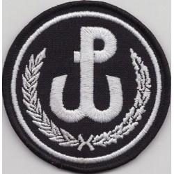 Emblemat Dowództwa Wojsk Obrony Terytorialnej na mundur galowy i wyjściowy (wg systemowego projektu)