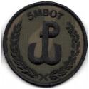 Emblemat 5 PBOT na mundur polowy (wg załącznika do Decyzji Nr77/MON z 10.05.2019 r.)
