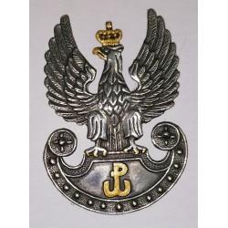 Orzeł metalowy Wojsk Obrony Terytorialnej
