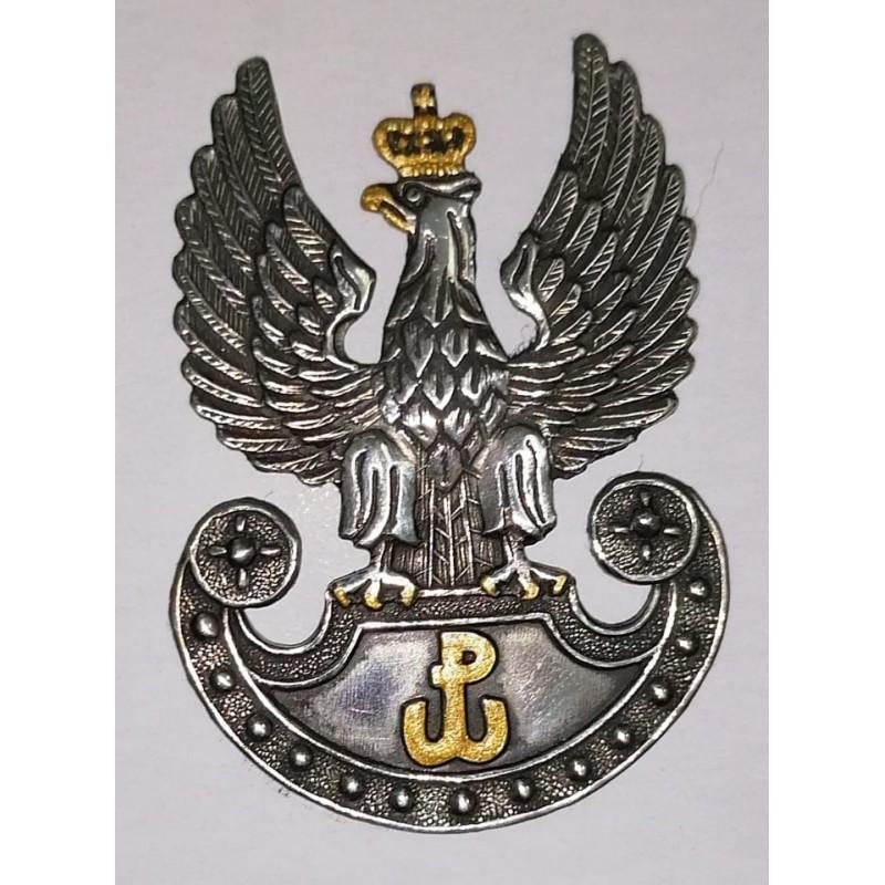 Orzeł metalowy Wojsk Obrony Tarytorialnej