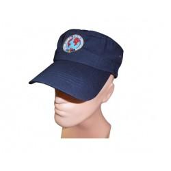 Czapka z haftowanym logo IPA - granatowa