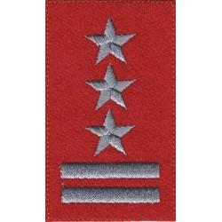 Pułkownik - szkarłatny beret