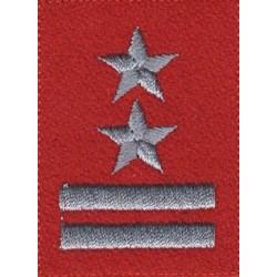 Podpułkownik - szkarłatny beret