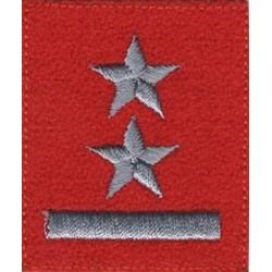 Podporucznik - szkarłatny beret