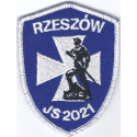 JS 2021 Rzeszów wz.2020 - naszyta na rzep