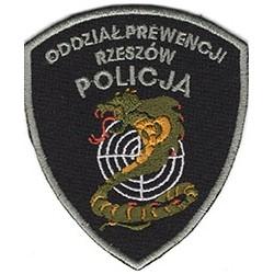 Oddział Prewencji Policji w Rzeszowie - projekt 2 kp