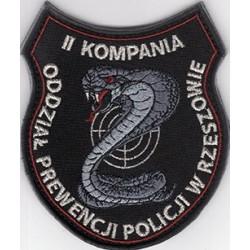 Oddział Prewencji Policji w Rzeszowie - 2 kp