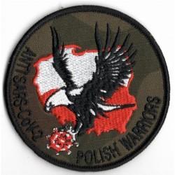 Emblemat ANTI SARS-CoV-2 - wz.2010