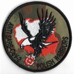 Emblemat ANTI SARS-CoV-2 - sg14
