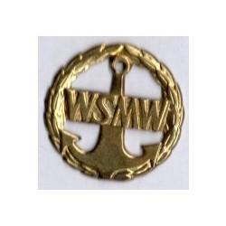Oznaka WSMW (Wyższa Szkoła Marynarki Wojennej)
