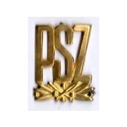 Oznaka PSZ Marynarki Wojennej (Podoficerska Szkoła Zawodowa)