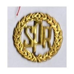 Oznaka SPR Marynarki Wojennej (Szkoła Podchorążych Rezerwy)