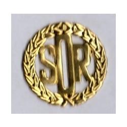 Oznaka SOR Marynarki Wojennej (Szkoła Oficerów Rezerwy)
