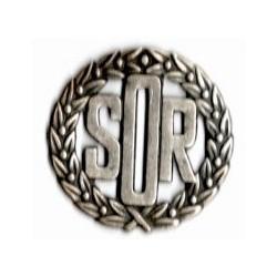Oznaka SOR (Szkoła Oficerów Rezerwy)