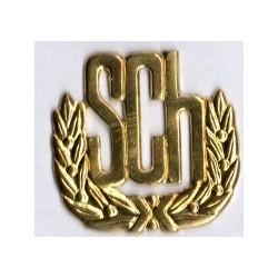 Oznaka SCh Marynarki Wojennej (Szkoła Chorążych)
