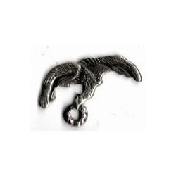 Miniaturka odznaki pilota wojskowego