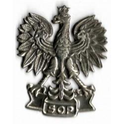 Orzeł metalowy SOP