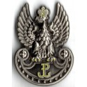 Orzeł metalowy Wojsk Obrony Terytorialnej - miniaturka 22mm pin