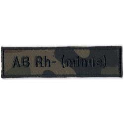 AB Rh- (minus) wz.93