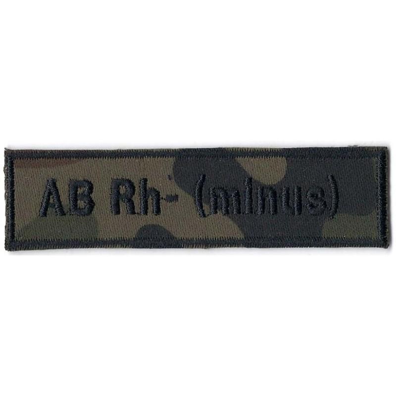 AB Rh- (minus)