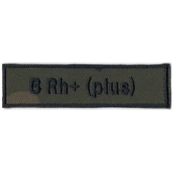 B Rh+ (plus)