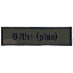 B Rh+ (plus) wz.93
