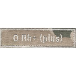 0 Rh+ (plus) wz.93 pustynna