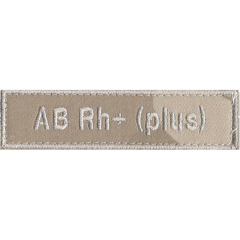 AB Rh+ (plus) wz.93 pustynna