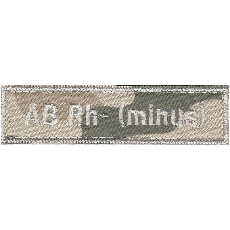 AB Rh- (minus) wz.93 pustynna