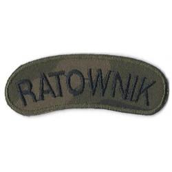 Ratownik - wz.93 (rzep)